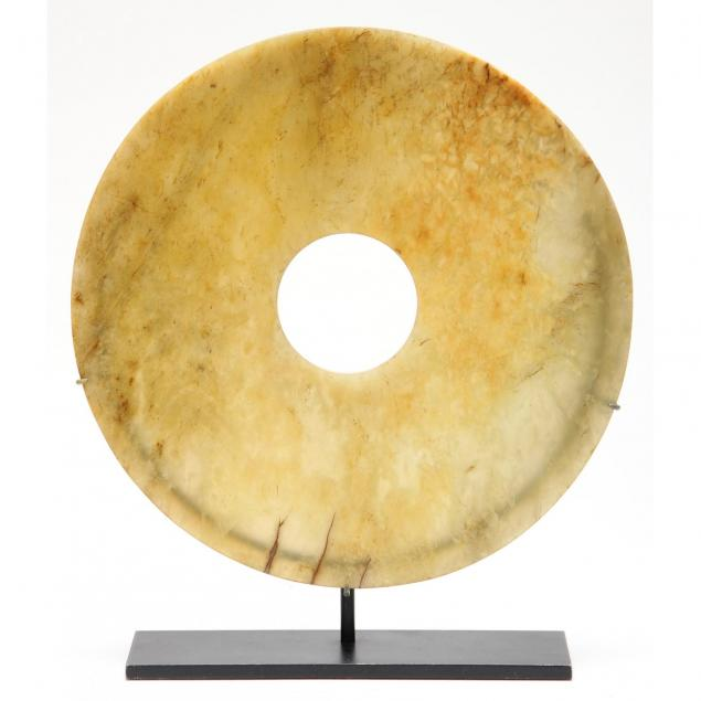 chinese-jade-bi-disc