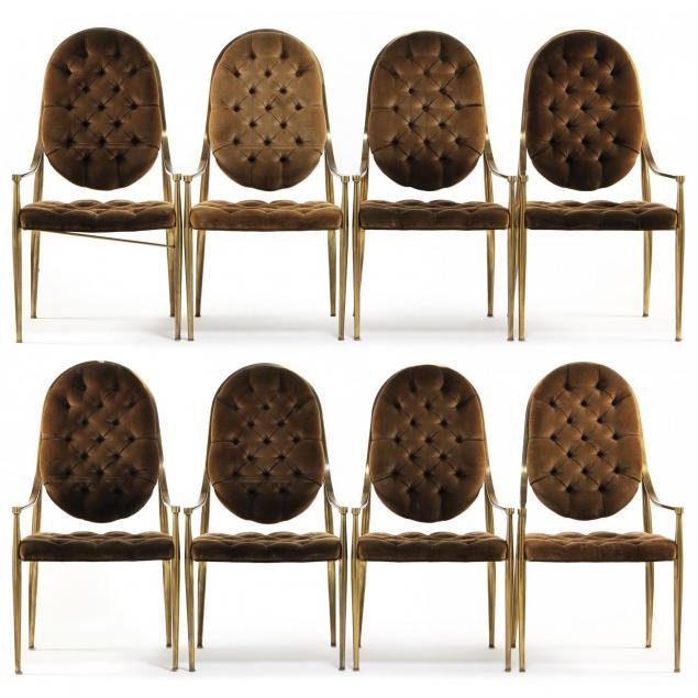 bernhard-rohne-eight-dining-chairs