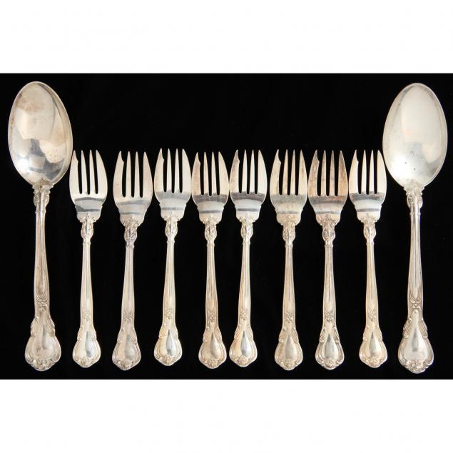 gorham-chantilly-sterling-silver