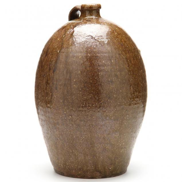 nc-pottery-two-gallon-jug-nelson-bass-1846-1918-lincoln-county