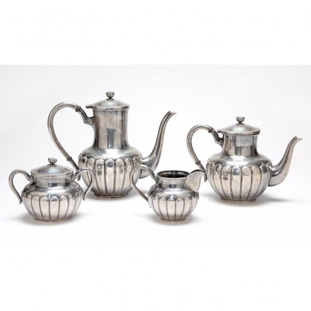 japanese-fine-silver-tea-coffee-service