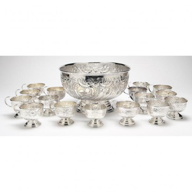 very-fine-english-silverplate-punch-bowl-cups