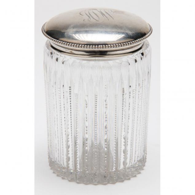 sterling-silver-cut-glass-humidor