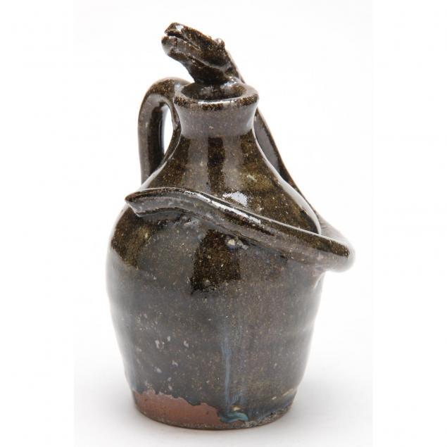 nc-folk-pottery-burlon-craig-snake-jug