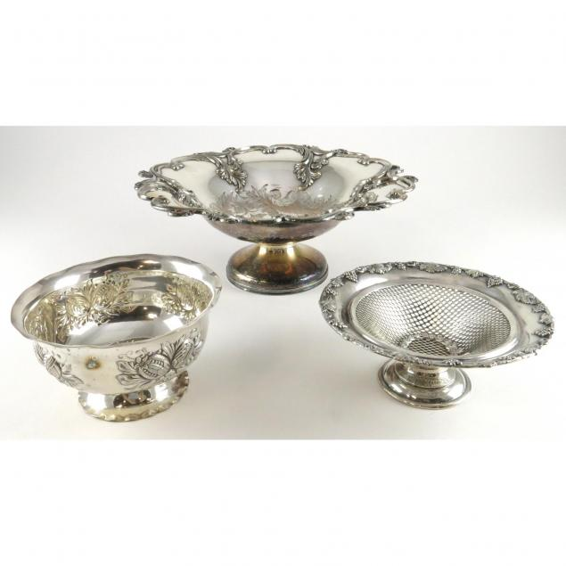 three-fine-silver-plated-serving-bowls