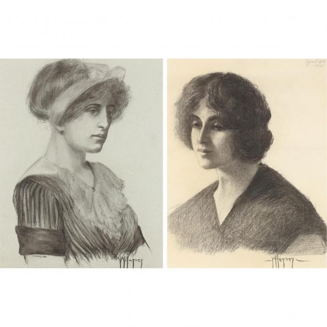 wilna-hervey-ca-1894-1979-two-portraits