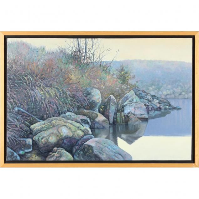 edward-kellogg-tn-pa-b-1944-evening-by-river