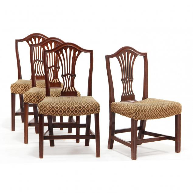 set-of-four-federal-side-chairs