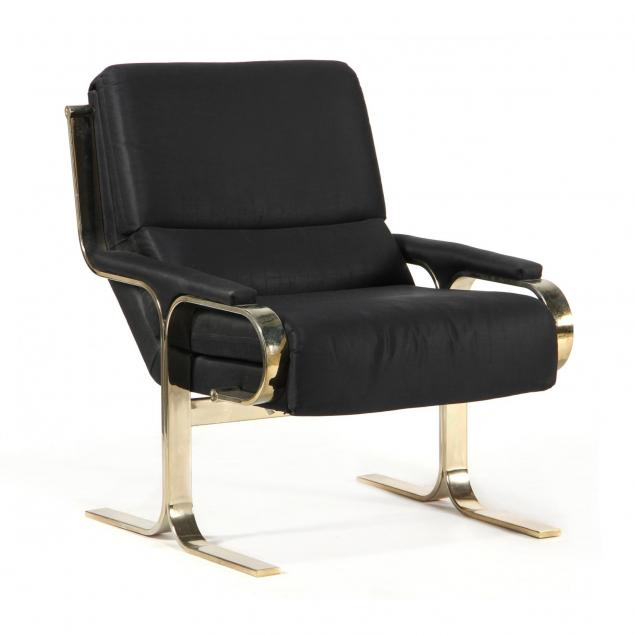 brass-plated-arm-chair-in-the-manner-of-giorgio-saporiti