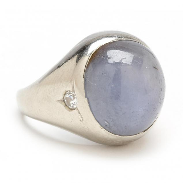 14kt-star-sapphire-and-diamond-ring