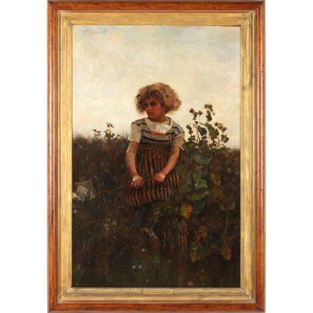 l-f-swainston-british-19th-c-the-farmer-s-daughter