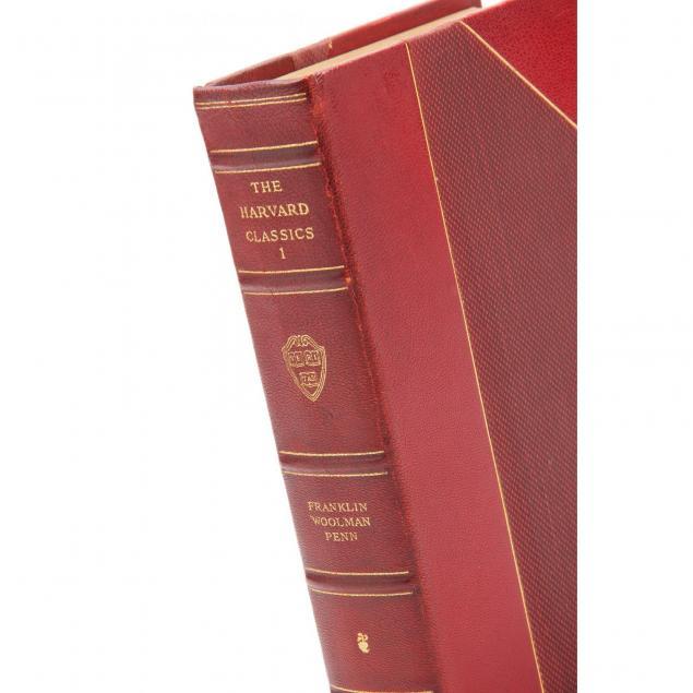 the-harvard-classics-alumni-edition-de-luxe-50-volumes
