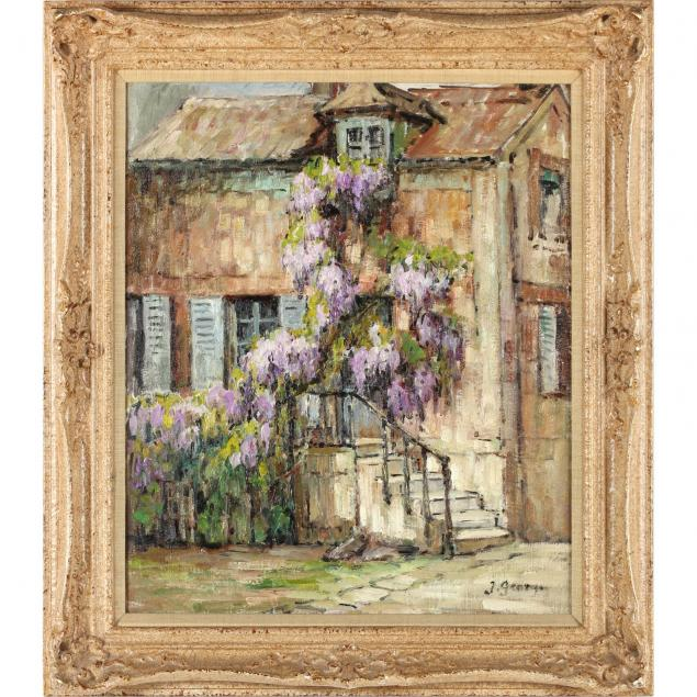 juliette-george-french-d-1966-wisteria