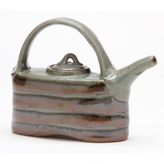 nc-art-pottery-fork-mountain-pottery-oblong-teapot