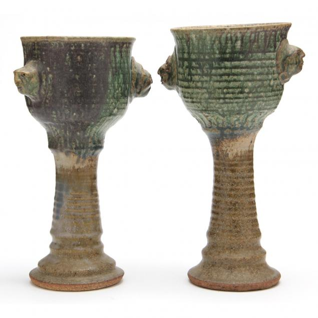 nc-art-pottery-tom-suomalainen-two-goblets
