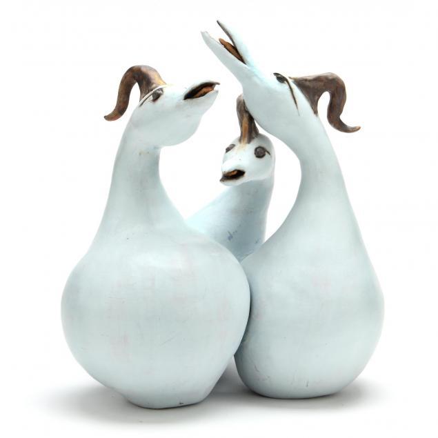 nc-pottery-pam-brewer-sculptural-group