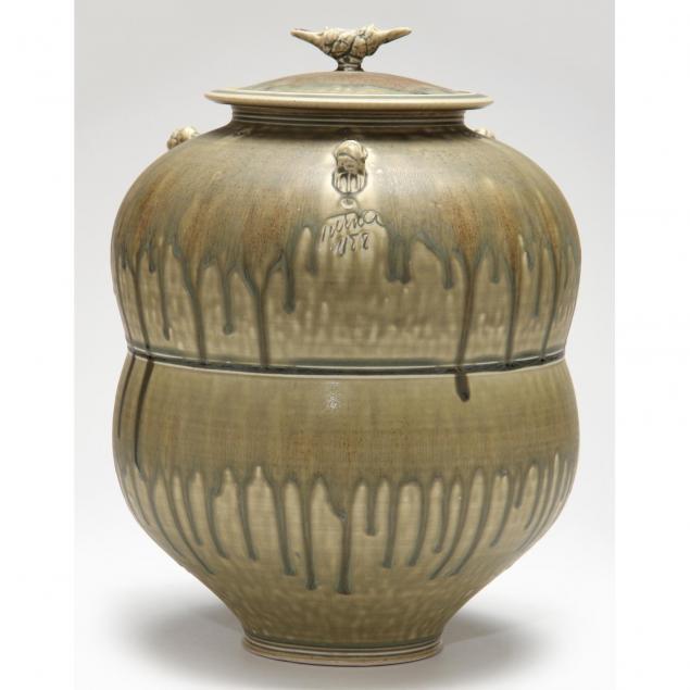 studio-pottery-tom-turner-pottery-bi-fold-jar