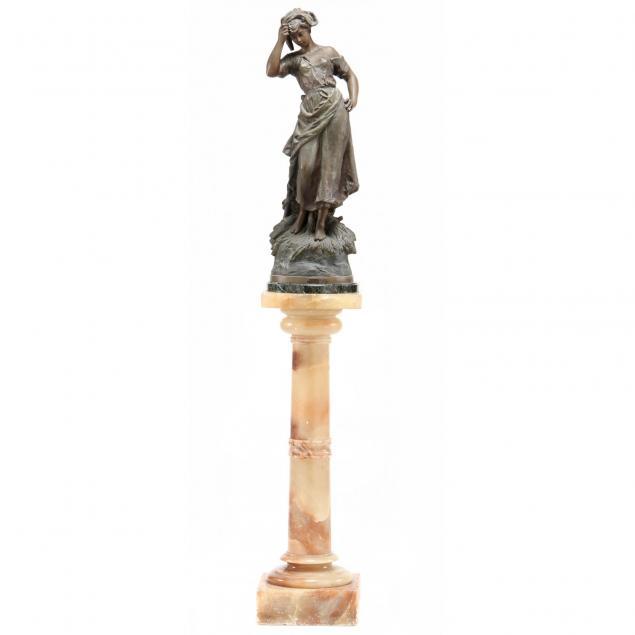 hippolyte-frana-ois-moreau-french-1832-1927-le-soir