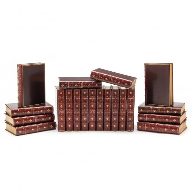 limited-edition-works-of-francis-parkman-in-20-leather-bound-books