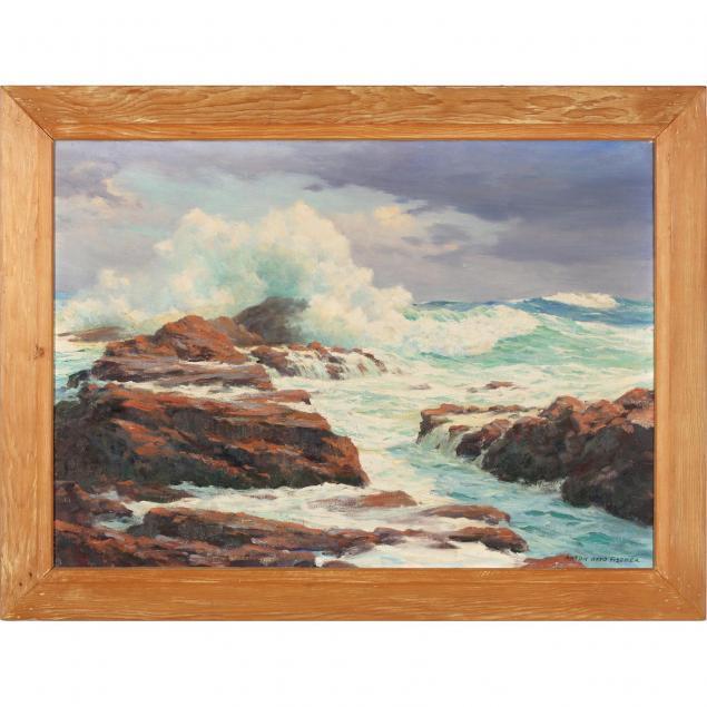anton-otto-fischer-am-1882-1962-maine-coast