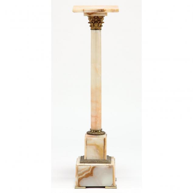 french-alabaster-pedestal
