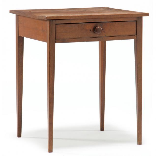 eastern-north-carolina-hepplewhite-one-drawer-side-table
