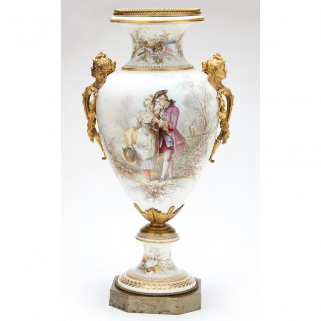 a-french-sevres-style-porcelain-and-gilt-bronze-palace-vase