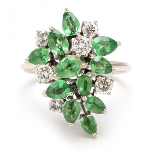 14kt-tsavorite-and-diamond-ring