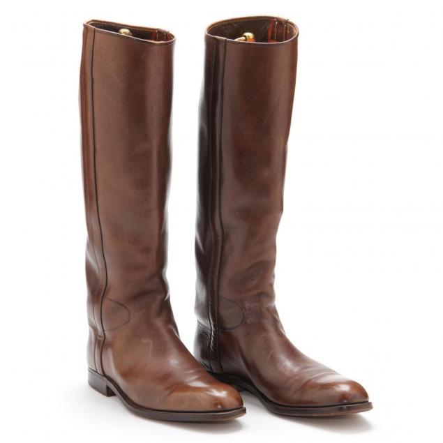 pair-of-wellington-boots-john-lobb