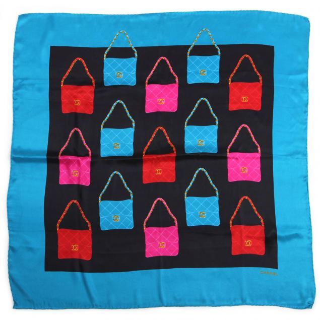 fashion-silk-scarf-chanel