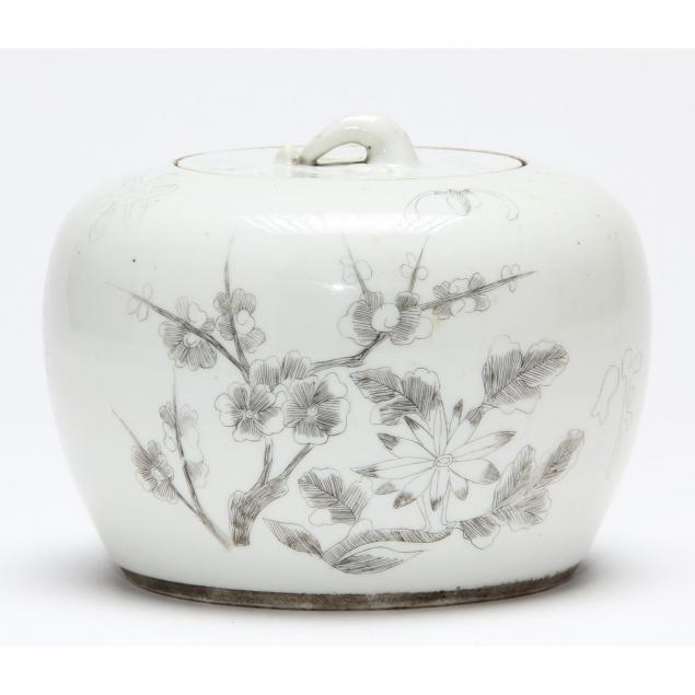 antique-chinese-en-grisaille-lidded-jar