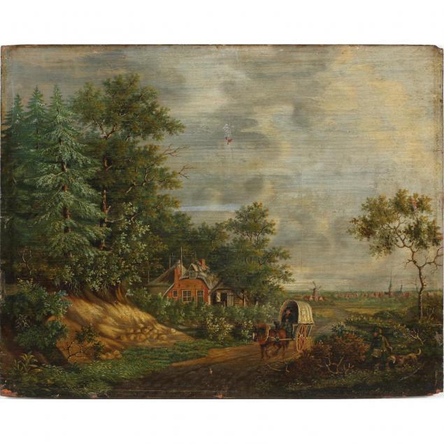 german-school-landscape-19th-century