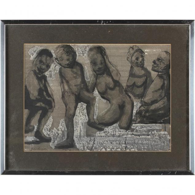 robert-broderson-nc-ct-1920-1992-figures