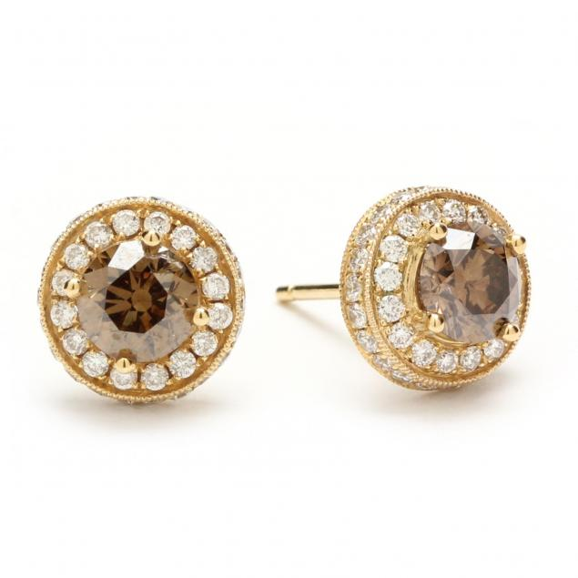 18kt-fancy-diamond-ear-studs-levian