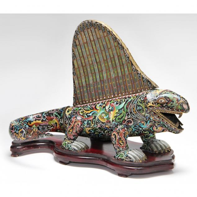 imposing-chinese-cloisonne-reptile