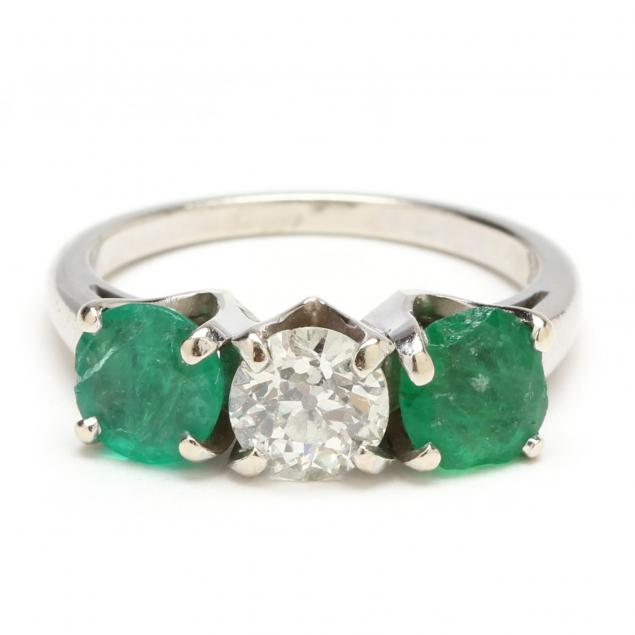 14kt-emerald-and-diamond-ring