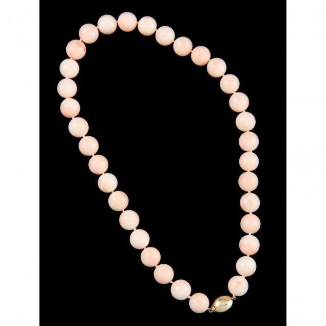 vintage-14kt-angel-skin-coral-necklace