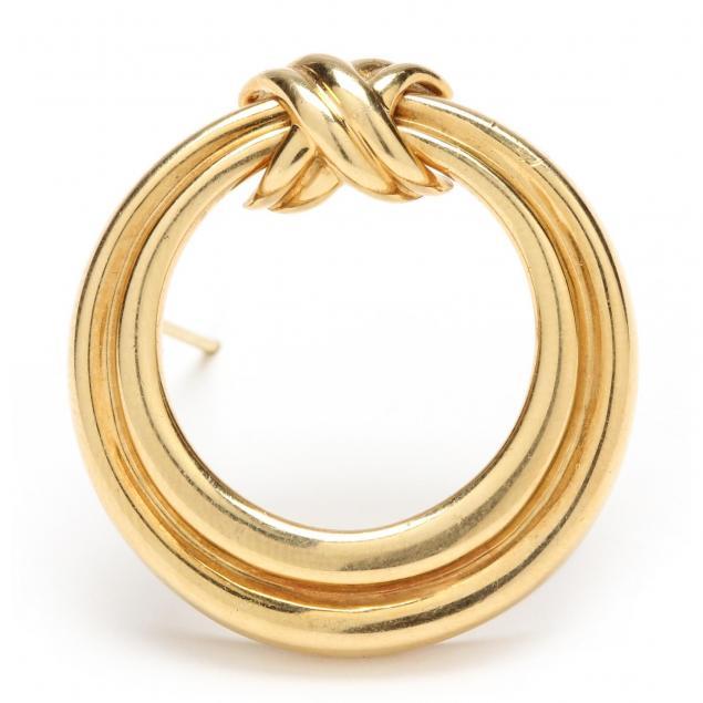 18kt-gold-brooch-tiffany-co