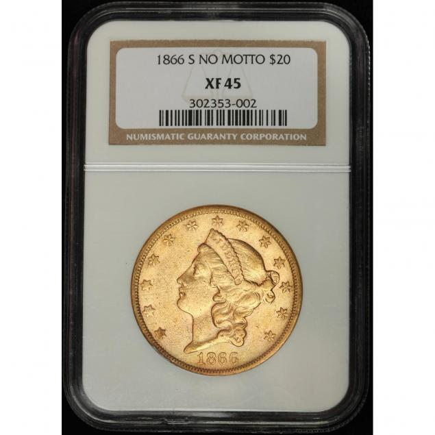 1866-s-no-motto-20-gold-ngc-xf45
