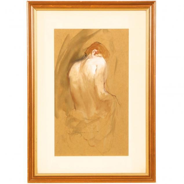 richard-schmid-il-b-1934-seated-nude
