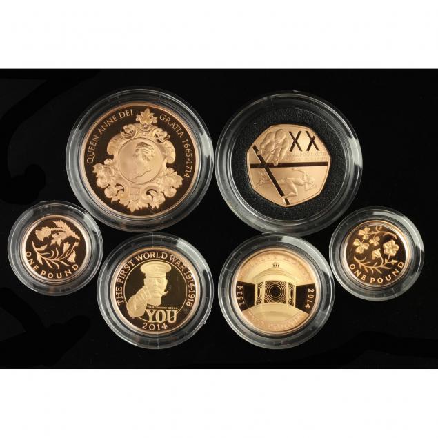 uk-2014-six-coin-gold-proof-set
