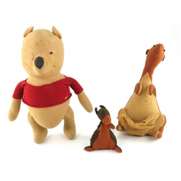 vintage-winnie-the-pooh-stuffed-animals