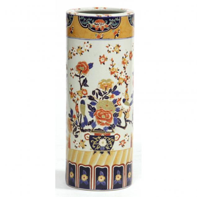 contemporary-painted-umbrella-stand