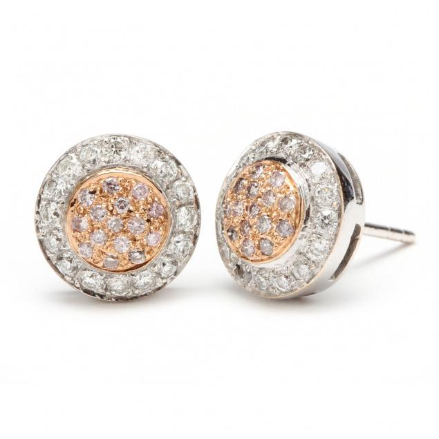 two-color-gold-diamond-earrings