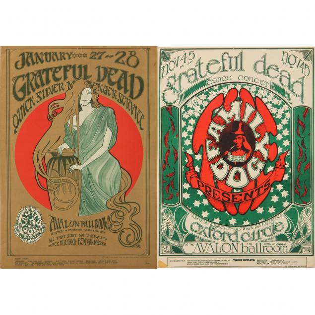 two-1960-s-grateful-dead-posters