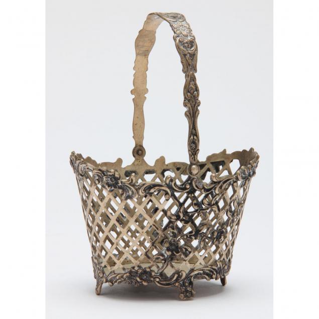 antique-dutch-silver-basket