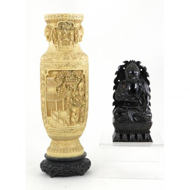 two-decorative-asian-objects