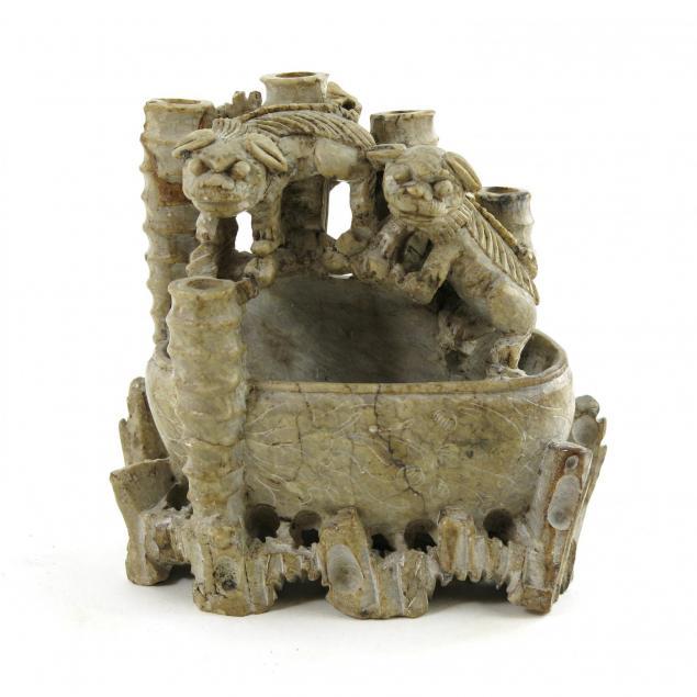 chinese-carved-stone-brush-holder