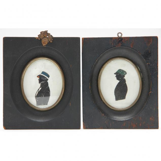 two-silhouettes-19th-century