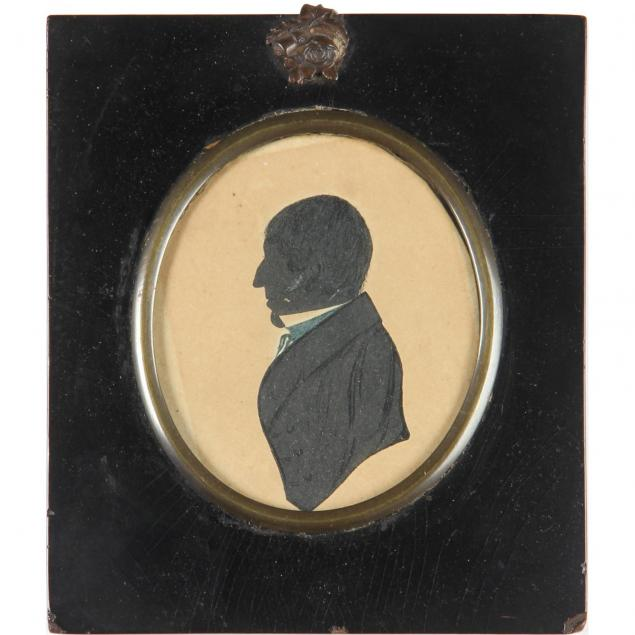 silhouette-of-a-gentleman-19th-century
